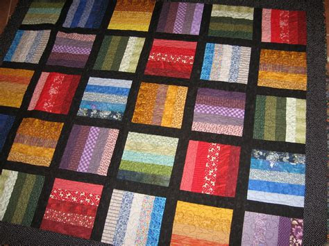 Quilts Made With Jelly Rolls made from jelly roll strips quilt ideas