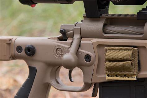 Surgeon Bolt Knob by Custom Ultralight Surgeon Scalpel Rifle Review