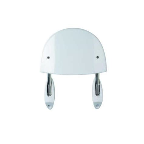 Home Depot Showers With Seat by Croydex Fold Shower Seat In White Ap120022yw The