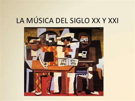 la msica del azar la m 250 sica del siglo xx y xxi