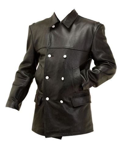 u boat jacket ebay ww2 german leather u boat kriegsmarine leather deck jacket