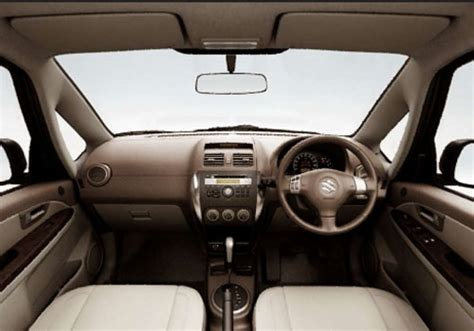 Maruti Suzuki Sx4 Interior Maruti Sx4 Pictures Maruti Sx4 Photos And Images