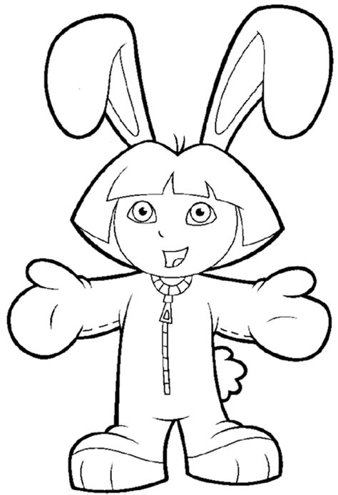 coloring pages free dora dora coloring pages coloringpagesabc com