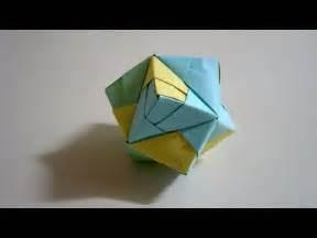 Origami Stellated Octahedron - octaedro doovi