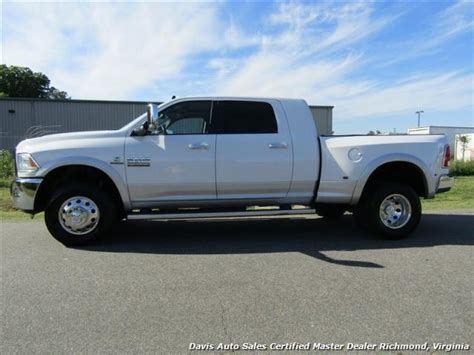 dodge bed dually 2015 dodge ram 3500 laramie cummins turbo diesel 4x4