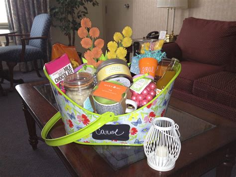 themed basket ideas themed vintage chic gift basket my creations