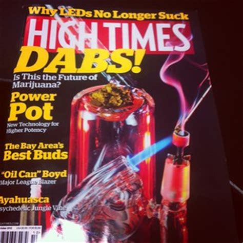 High Times Magazine Thc Detox by Part 2 Chris Simunek Editor In Chief High Times