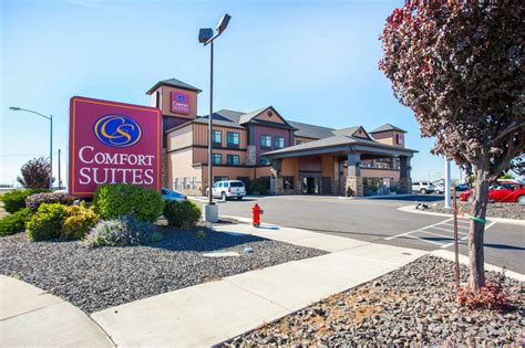 Comfort Suites Moses Lake In Moses Lake Hotel Rates