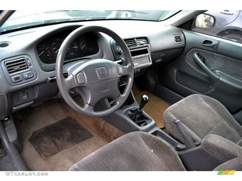 2000 Honda Civic Dx Interior by Honda Civic 2000 Dx