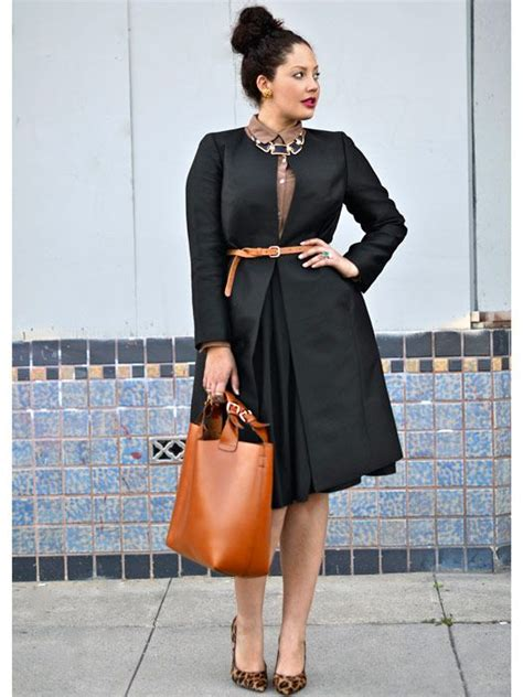 7 Best Fashion Tips For Curvy by Tips How To Style For Curvy Nona Gaya