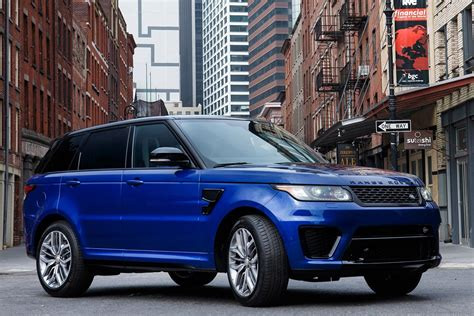 range rover svr 2016 land rover range rover sport svr first drive review