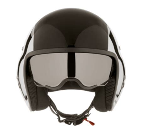 Motorradhelm Jetpilot by Aviator Motorcycle Helmet