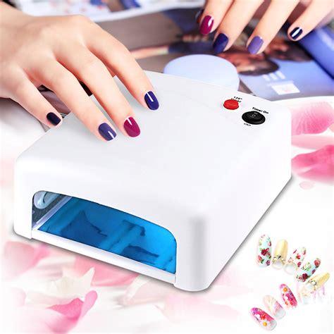 uv light for gel nails professional gel nail dryer high quality 36w uv l 220v