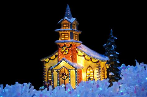 christmas church  stock photo public domain pictures