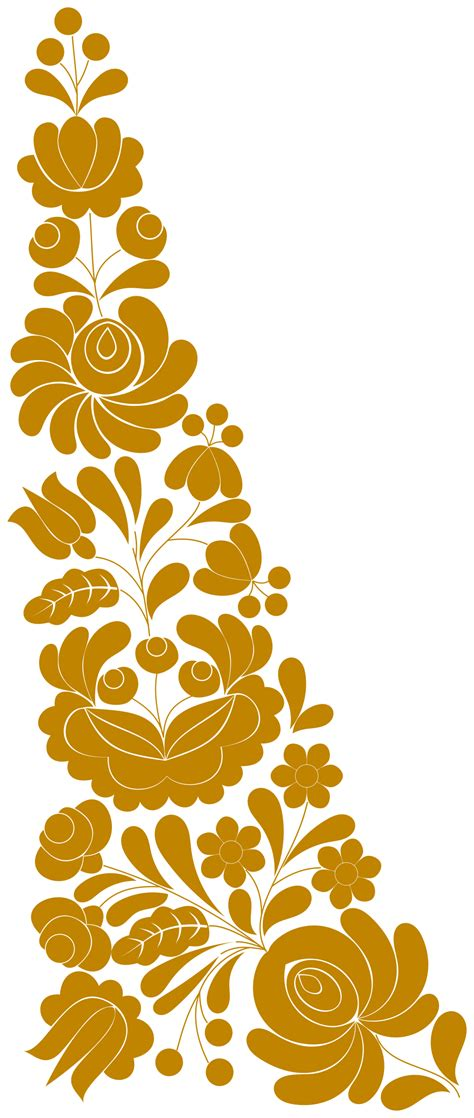 free clipart photos golden ornament vector clipart image free stock photo