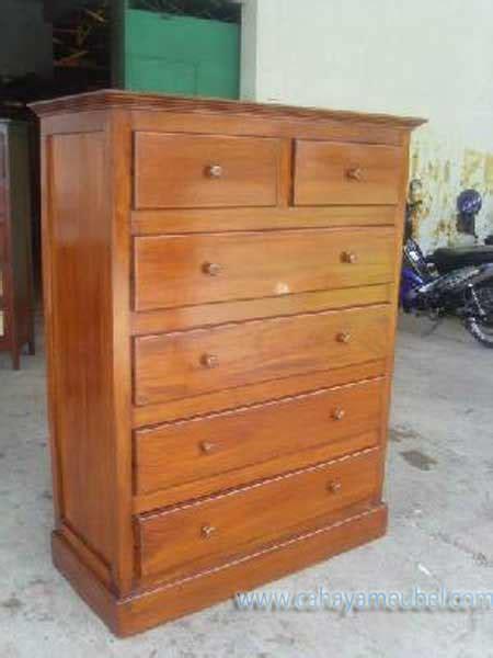 Lemari Laci lemari laci minimalis kayu jati jual lemari laci