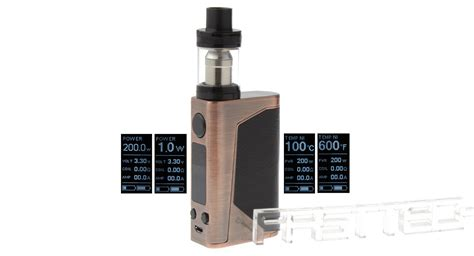 Silicone Evic Primo Tc Box Mod 200w Blue Vapor 52 09 authentic joyetech evic primo 200w tc vw apv box mod kit 5ml 0 5ohm 1 200w 200
