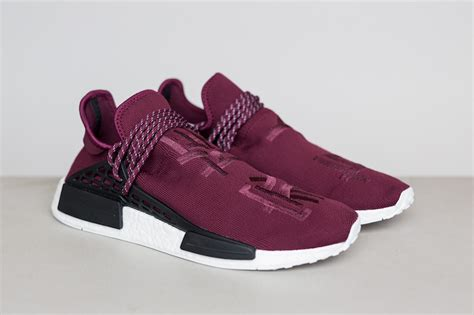 Tokosport Nmd Human Race Friends And Families Quality pharrell adidas nmd burgundy friends family sneaker bar detroit