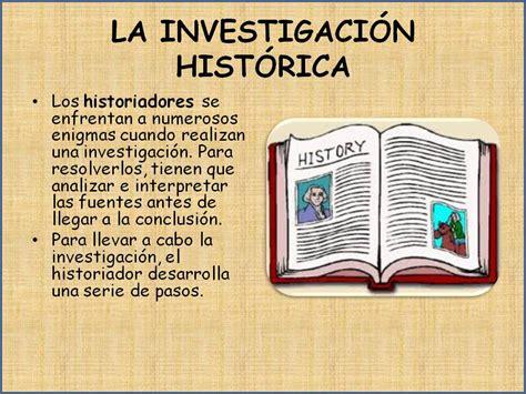 imagenes investigacion historica cosas de ni 241 os para la escuela la historia fuentes