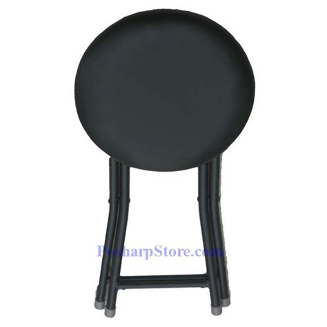 folding stools with black color
