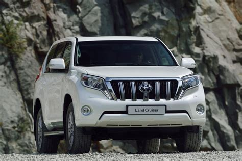 Toyota Land Cruiser Future Models Toyota 2013 Landcruiser Prado Toyota Reveals Official