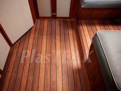 boat cabin flooring ez boat sole teak and holly interior flooring plasteak