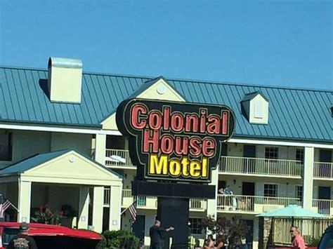 colonial house motel colonial house motel updated 2017 reviews pigeon forge tn tripadvisor