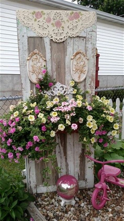 Shabby Chic Garden Decor Cottage Yard Decor Shabby Chic Garden Idea Home Decor Ideas