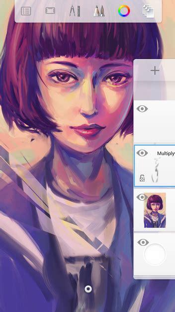 aplikasi sketchbook apk autodesk sketchbook membuat gambar sketsa dengan ponsel