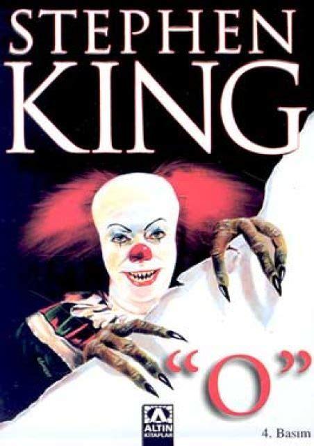 Stephen King 2 stephen king o it kitap ve dergiler