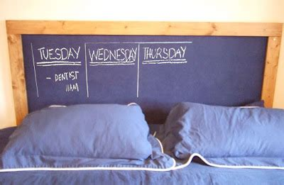 diy chalkboard headboard kitchen and residential design bad trend alert