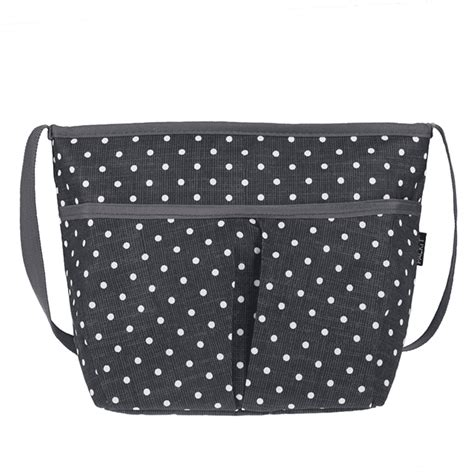 Packit Freezable Carry All Lunch Bag Classic Polka Cooler Bag packit carryall lunch bag polka dots babymama