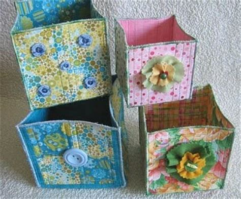 pattern for fabric boxes totally tutorials tutorial how to make fabric boxes