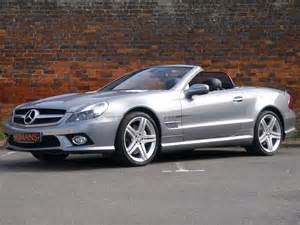Mercedes 350 Sl Used 2008 Mercedes Sl Sl 350 For Sale In Herts