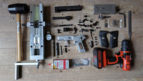 build your own gun build your own gun homebuilding a sig p229 with matrix