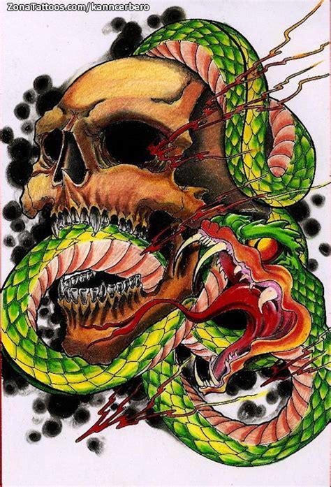 imagenes de calaveras y serpientes dise 241 o de calaveras serpientes animales