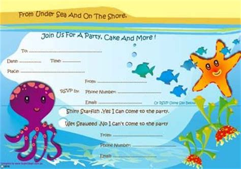 ocean printables free free printable under the sea or