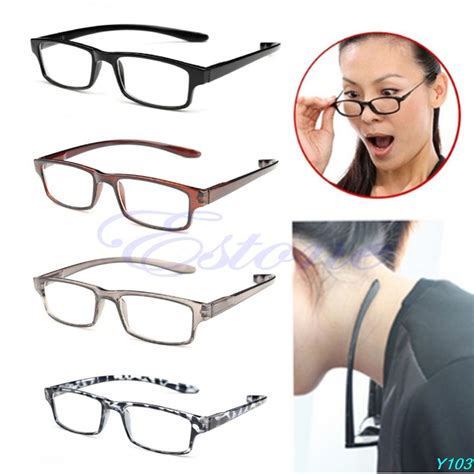 Frame Kacamata Fashuon J117 ჱnew light comfy ツ 175 stretch stretch reading glasses presbyopia 1 0 1 5 1 5 2 0 2 5 3 0