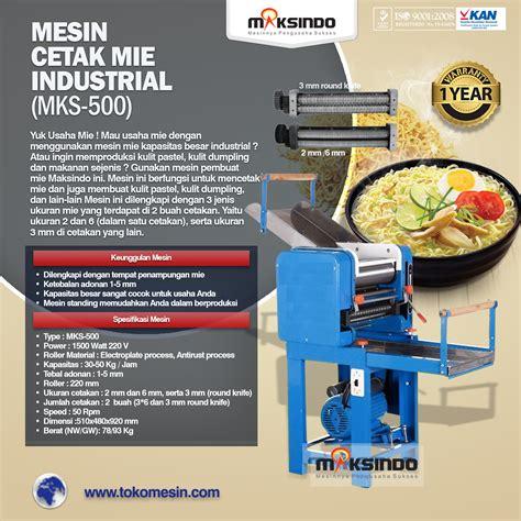 jual mesin tattoo di bali jual mesin cetak mie industrial mks 500 di bali toko