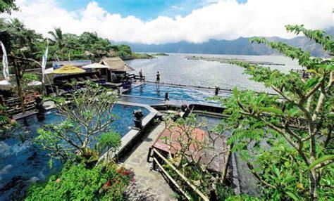 Air Bali pemandian air panas di bali sumber air alami pegunungan
