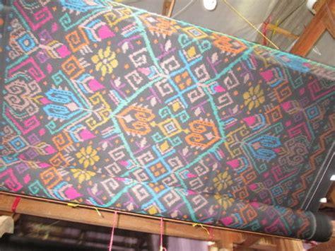 Tenun Blanket Hitam kain tenun tali ulang bali cv tenun indonesia
