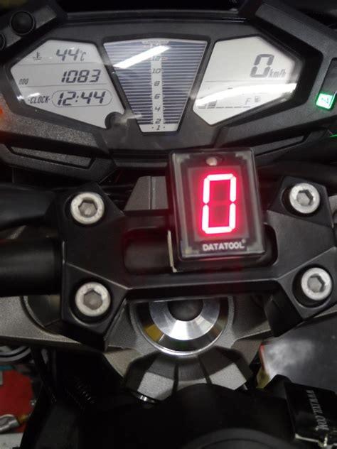 Annitori Quickshifter Universal indicador de marcha datatool universal para motos novo r 803 85 em mercado livre