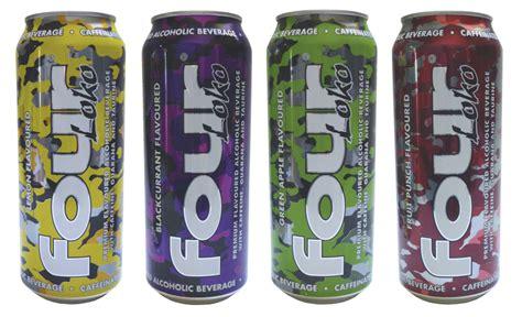 4 loko energy drink irresponsible four loko packaging banned
