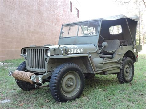 american jeep 1942 jeep willys for sale