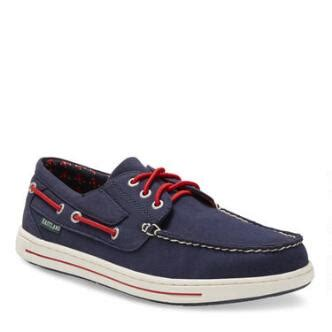 boat canvas detroit men s canvas boat shoes adventure mlb boston red sox