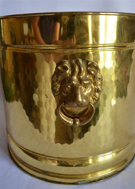 large head planters 17 best images about vintage brass on pinterest dinner