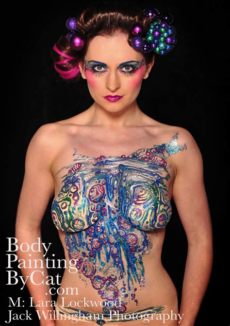 tattoo body art glitter tattoos body painting by cat