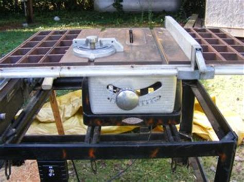 Craftsman King Seeley Corp 8 Quot Table Saw Model 103 22160