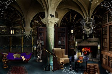 Harry Potter Bedroom Ideas the ravenclaw common room by filmchild on deviantart