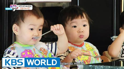 if the superman returns song triplets signed with sm yg the return of superman morning rush at the triplets